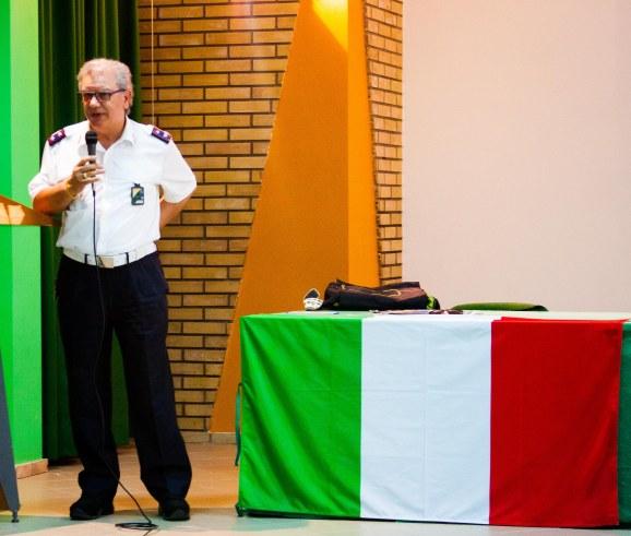 Presentación de Valtirgno y Protezione Civile de San Salvo