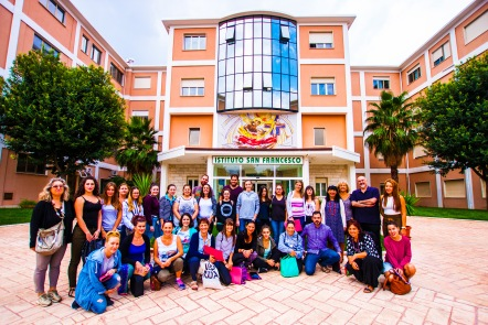 Tirocinanti ed insegnanti di 2016